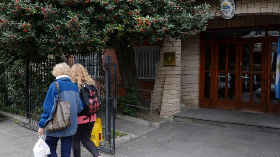 La causa se tramitó en el juzgado federal de Bariloche. (Foto Archivo)