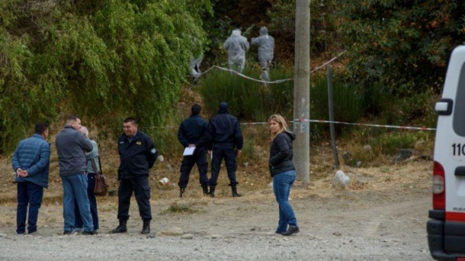 Un empleado de Parques  Nacionales, que colaboraba con la búsqueda, encontró el cuerpo de  Haydé Salazar. (Foto: Marcelo Martínez)