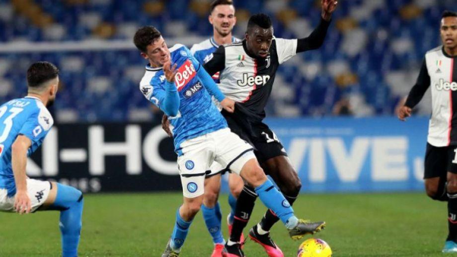 La Serie A planeaba volver a la actividad el 3 de mayo.