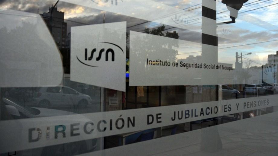 La sede del ISSN donde funciona Jubilaciones está en Carlos H. Rodríguez. Foto: arachivo.