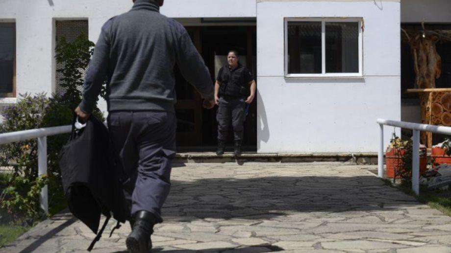 La intervención policial ocurrió la tarde del 2 de mayo de 2016 cuando había una pelea entre internos.  (Foto archivo)