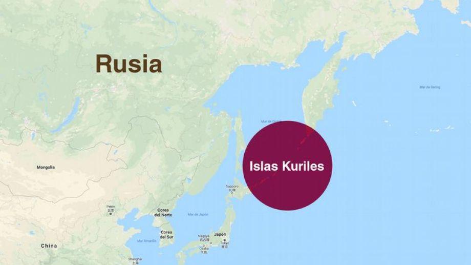 El terremoto tuvo su epicentro al norte de Japón y en las Islas Kuriles, en Rusia. No se registraron víctimas ni daños materiales.