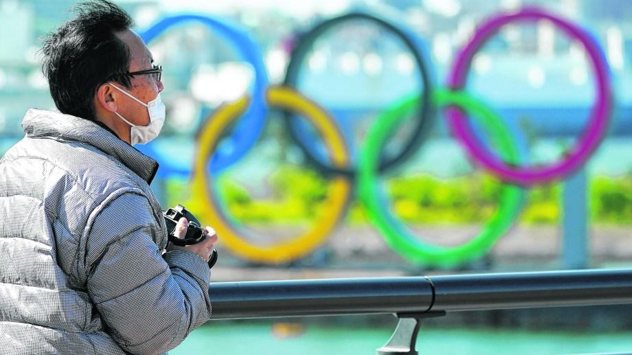 Aunque el COI resistió desde la propagación de la pandemia, el martes no tuvo otra opción que postergar los Juegos para 2021. (Foto: AP)