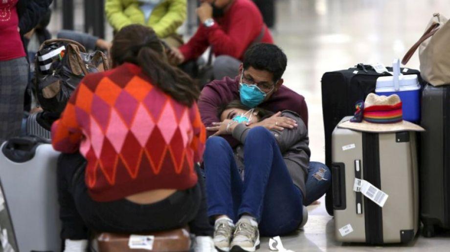 Será paulatino el ingreso de argentinos varados en el exterior. Foto ilustrativa.