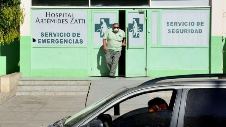 El hospital ya puede realizar los análisis de coronavirus. Foto: Marcelo Ochoa