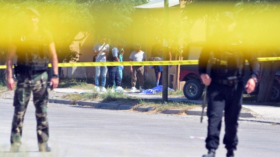 La persona era buscada intensamente desde el medidía del martes. Foto: Marcelo Ochoa.