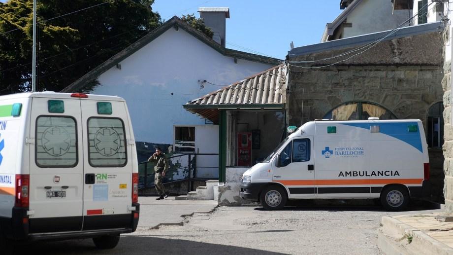 La cantidad de casos activos de coronavirus roza los 500 pacientes en Bariloche. Archivo