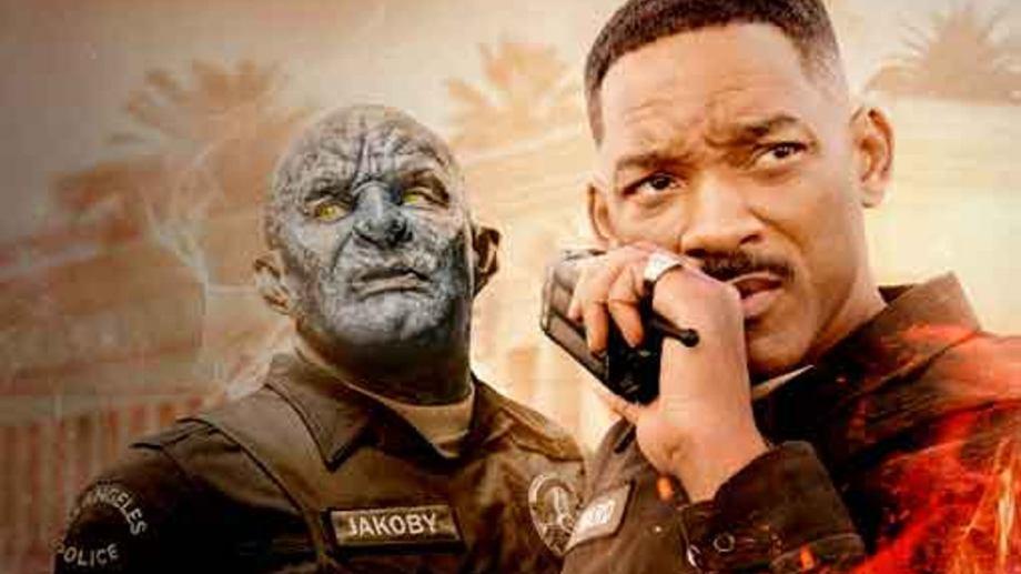 """""""Bright"""", protagonizada por Will Smith, combina acción, policial, diversión y el divertido mundo sobrenatural."""