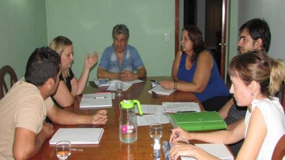 El Deliberante tendrá que analizar el proyecto para destinar fondos a la compra de módulos alimentarios. (Foto archivo)