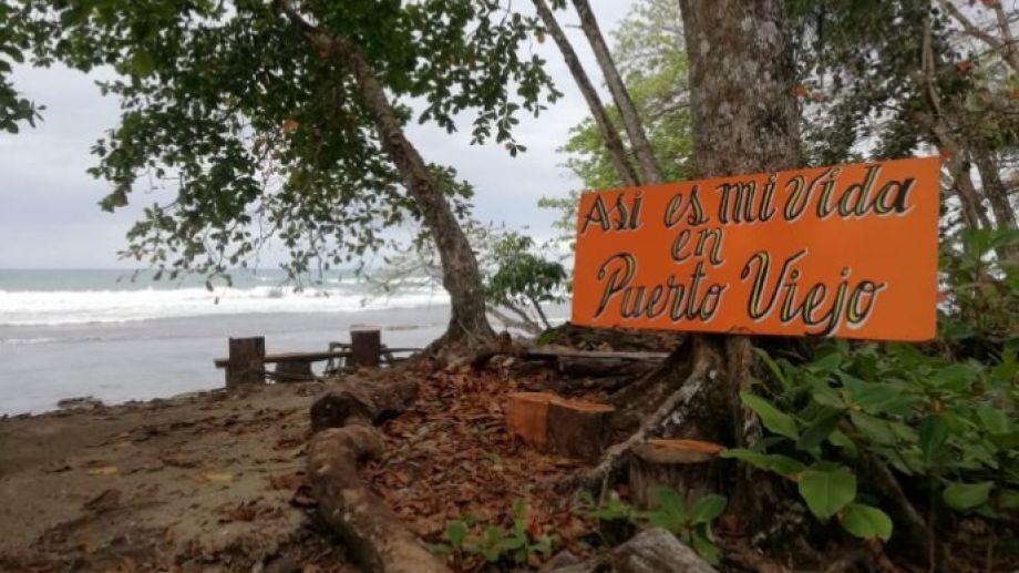 La neuquina quedó varada en Costa Rica Foto: Twitter @MeriAG