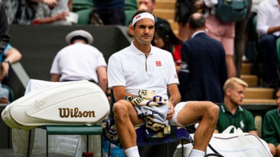 Federer planeaba volver a la actividad en Londres, luego de una operación en su rodilla derecha.