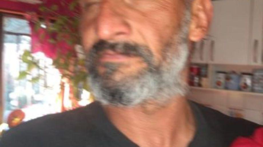 Cáceres  aseguró que es una práctica habitual de la policía.