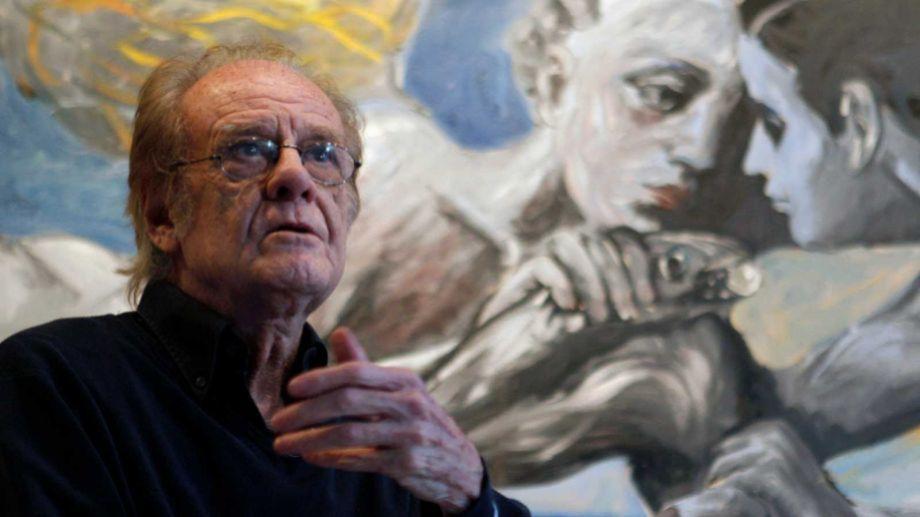Luis Eduardo Aute en su extensa carrera editó unos 30 discos.