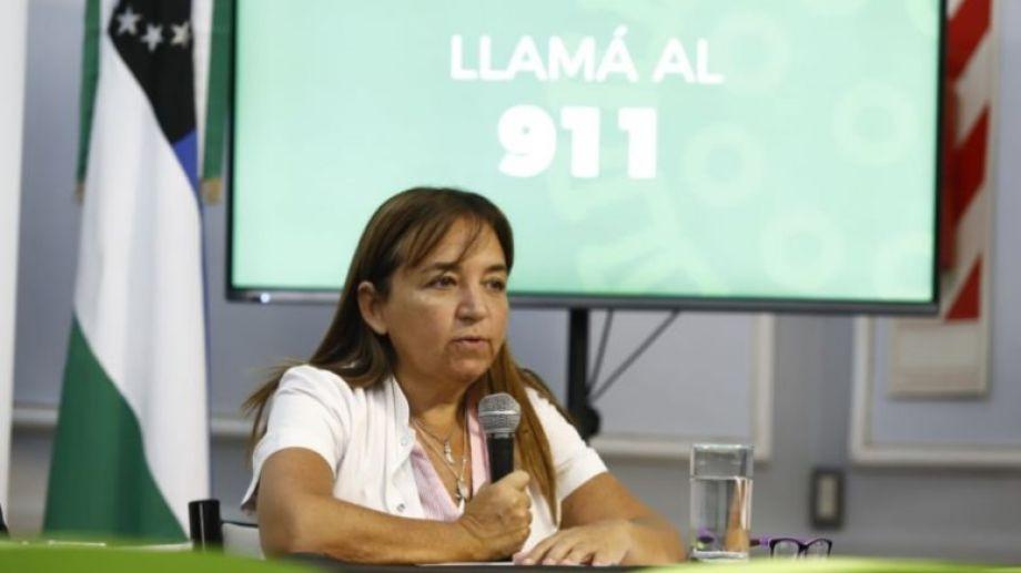 La secretaria de Políticas Públicas de Salud de la provincia, Mercedes Iberó, destacó el trabajo del equipo epidemiológico de Bariloche,(Foto Archivo)