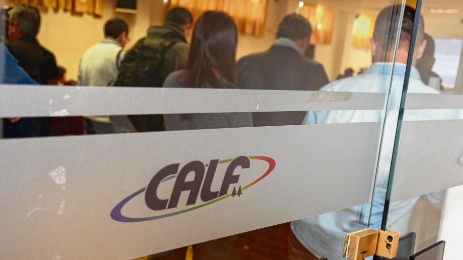 La cooperativa CALF. Foto: Mauro Pérez