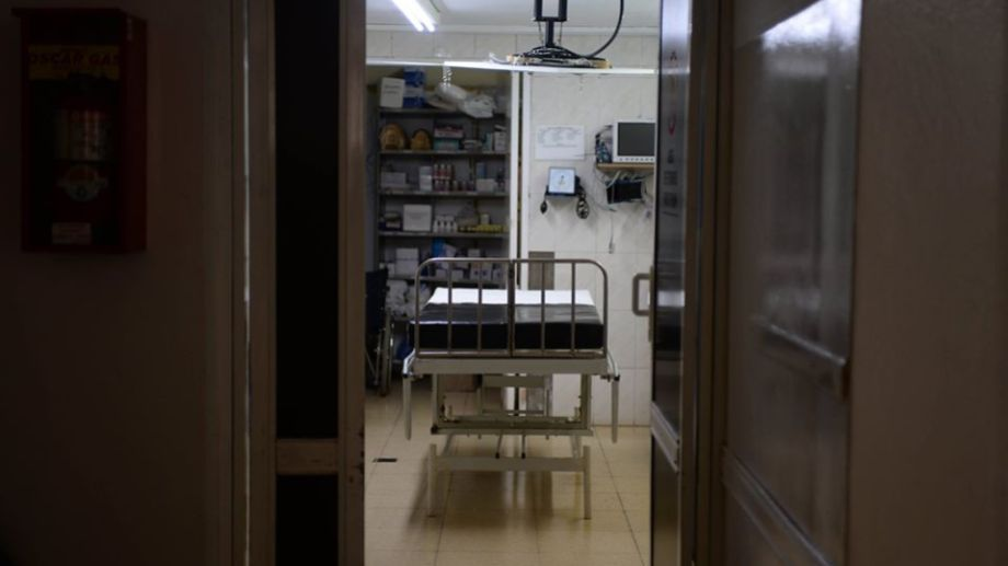 Un 52% de las camas de terapia intensiva están ocupadas en el hospital Ramón Carrillo. Archivo