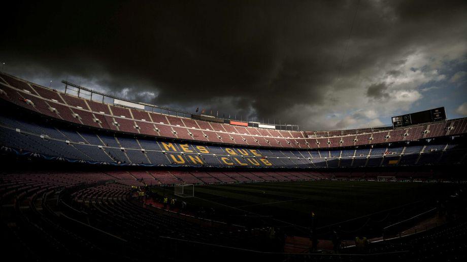 El club catalán atraviesa un momento de mucha incertidumbre. (foto: David Ramos, Getty Images)
