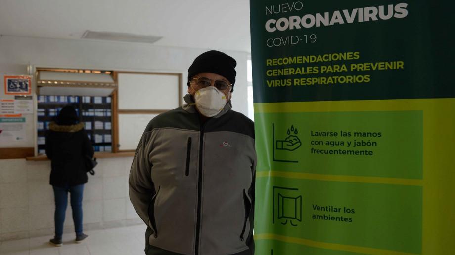 Río Negro registra 137 casos activos de coronavirus. Foto: archivo