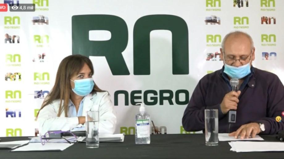Foto: Captura transmisión en vivo, vía Facebook.