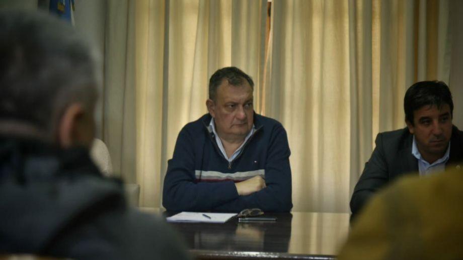 El intendente Gustavo Gennuso sufrió un duro revés en el Concejo Municipal, donde no tiene mayoría propia. (Foto archivo)