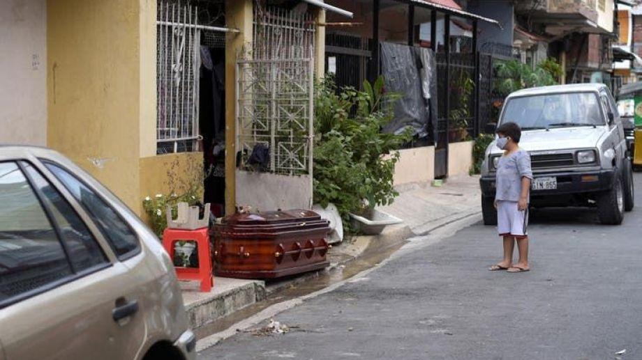 Guayaquil es el principal foco de contagio del país, con el 70 % de los 2.758 positivos. (foto: Reuters)