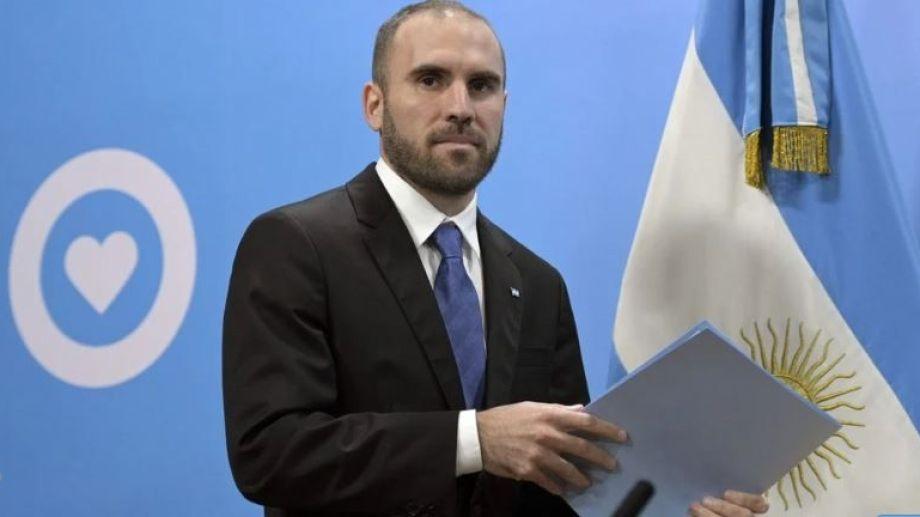 DEUDA | El ministro de Economía Martín Guzmán dijo que si la mitad de los acreedores no acepta, la oferta queda caduca. Foto archivo.