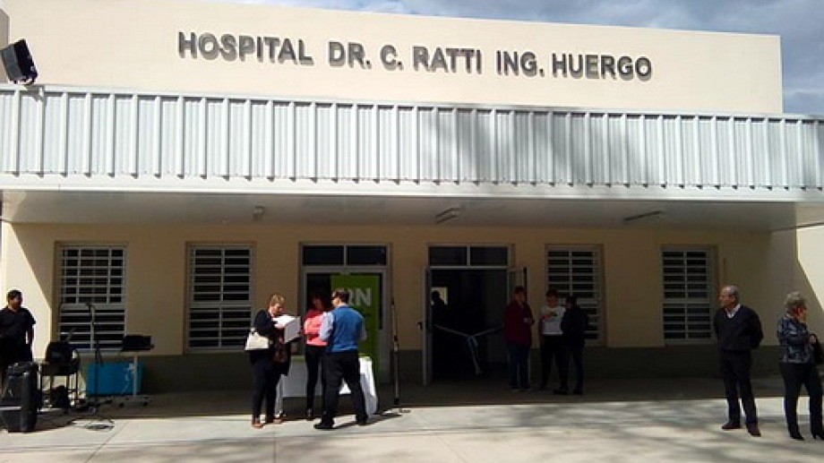 Salud evalúa un casos sospechoso en Huergo y dos en Regina. (Foto Néstor Salas)