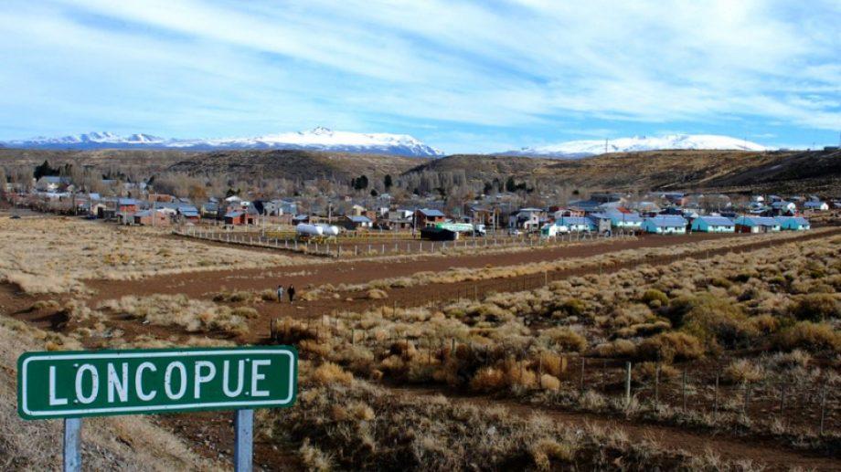 La localidad está a 312,6 kilómetros de la ciudad de Neuquén. Foto gentileza.