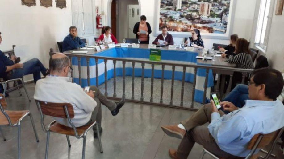 Por un proyecto del bloque del FdT, el Deliberante conformó una comisión de trabajo. (Foto Néstor Salas)