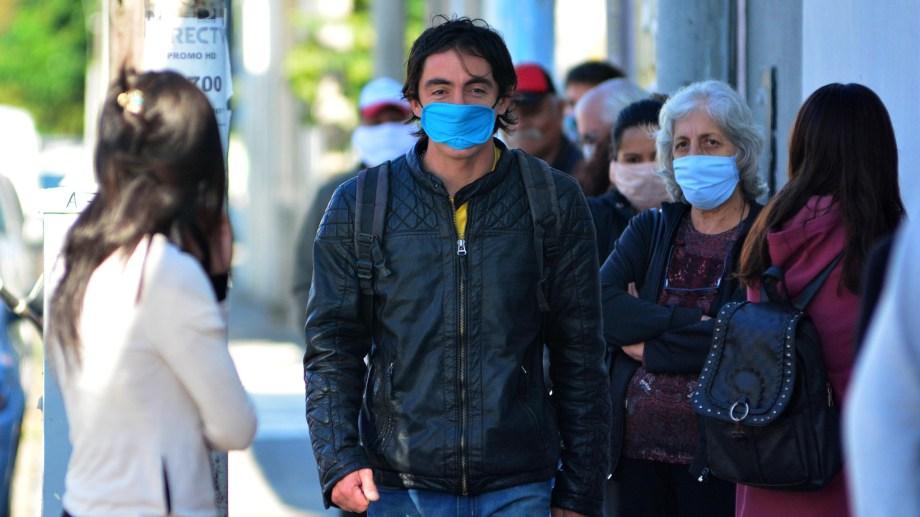 Viedma tiene un caso activo y suma un total de dos desde que se inició la pandemia. Foto Marcelo Ochoa