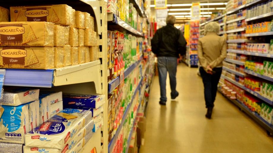 Los alimentos subieron un 4,8%. Foto: archivo