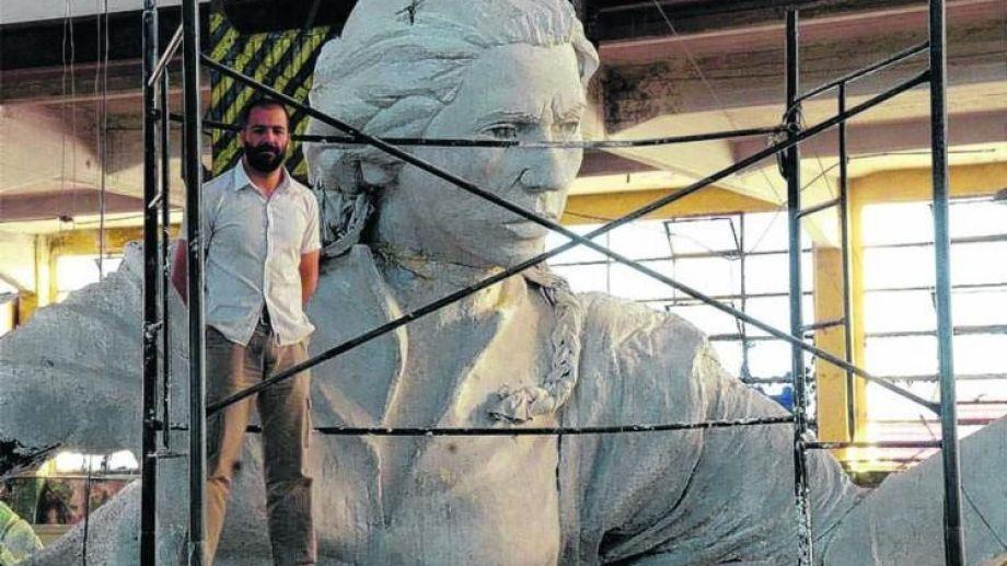 El escultor dará una nueva charla online. Esta vez, sobre arte y comunicación.