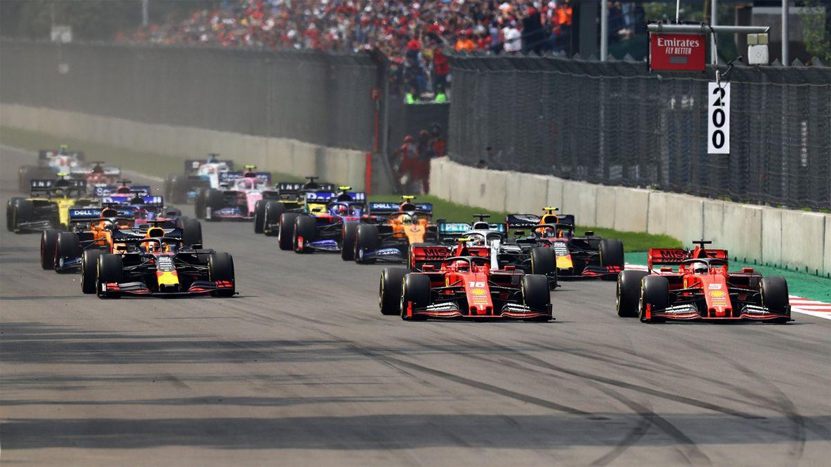 La Fórmula 1 se quedó sin su prueba en los Países Bajos