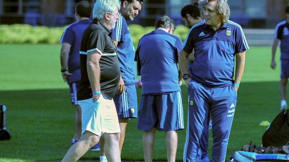Donato Villani está a cargo de la elaboración del protocolo sanitario que se implementará en el fútbol argentino