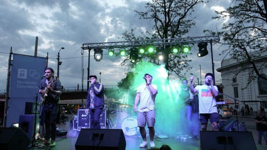 Los uruguayos de La Teja Pride serán parte de la habitación de shows.
