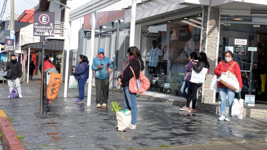 Los comercios de Bariloche reclaman más intervención estatal para subsistir. Foto: Archivo