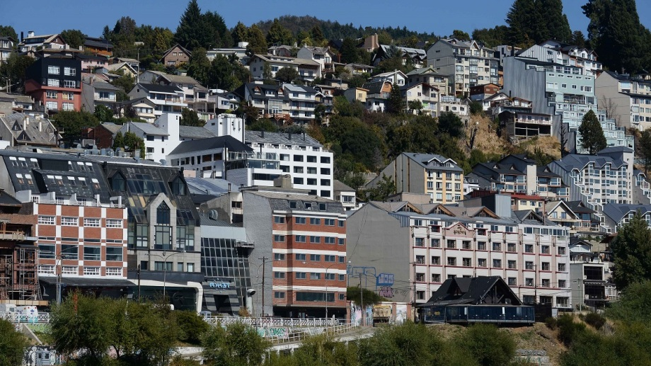 Los hoteleros de Bariloche no tienen un panorama alentador ante el avance del coronavirus. Archivo