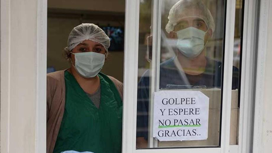 Los afectados por covid-19 en Bariloche están internados o aislados en hoteles. Foto: Archivo