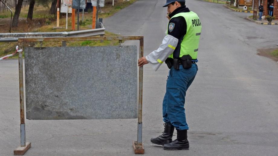 Desde hoy se habilitó el tránsito por el dique Ballester. Foto archivo: Juan Thomes