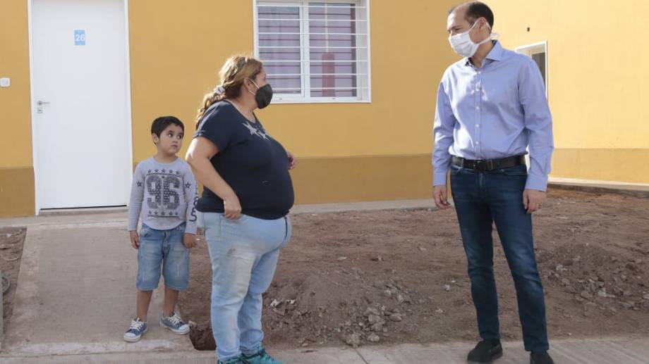 Gutiérrez anunció las salidas recreativas para los Municipios de Primera Categoría, como Neuquén capital. (Gentileza).-