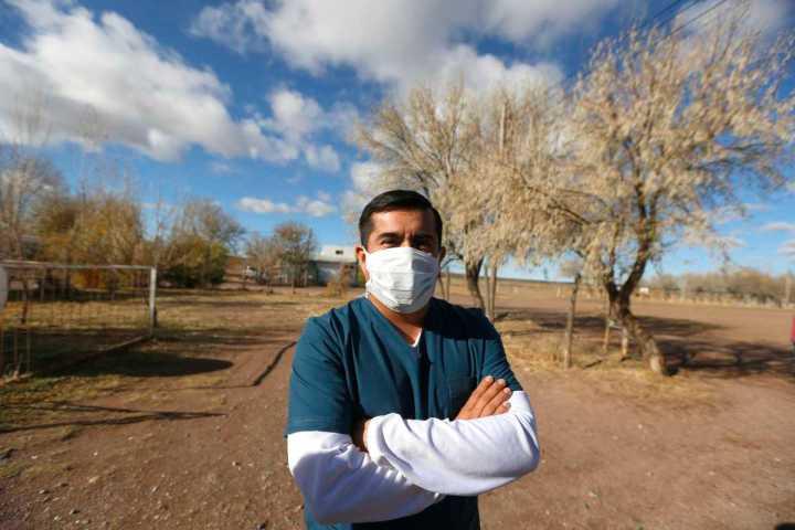 En fotos: El Cuy sobrevive a la incomunicación y la pandemia - RocaNoticias.com