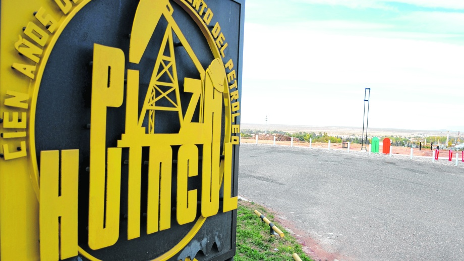 Donde todo empezó: Plaza Huincul. Hace 102 años se descubrió el petróleo en Neuquén. (Mauro Pérez)