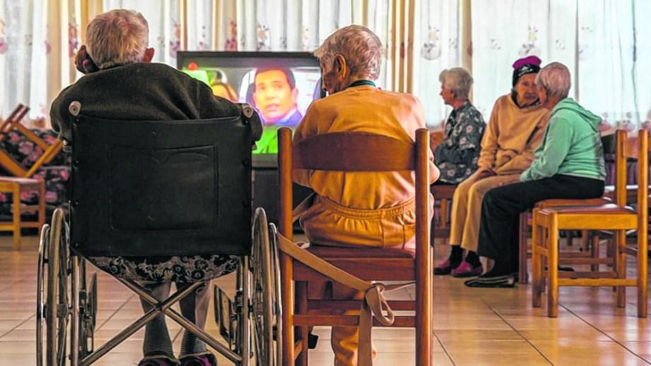 Silenciados socialmente, los geriátricos volvieron a tener preponderancia.