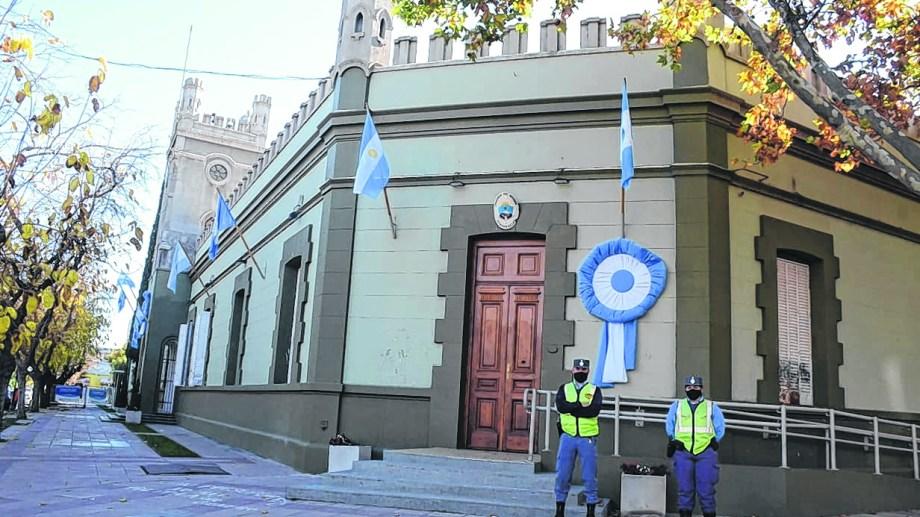 La nueva colocación fue concretada el viernes y sirvió para cubrir los pagos que Provincia debía afrontar en el próximo trimestre. Foto: archivo Yamil Regules