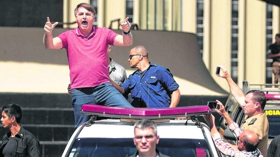El presidente brasileño se juega gran parte de su futuro político en las marchas de mañana, aseguran los analistas.