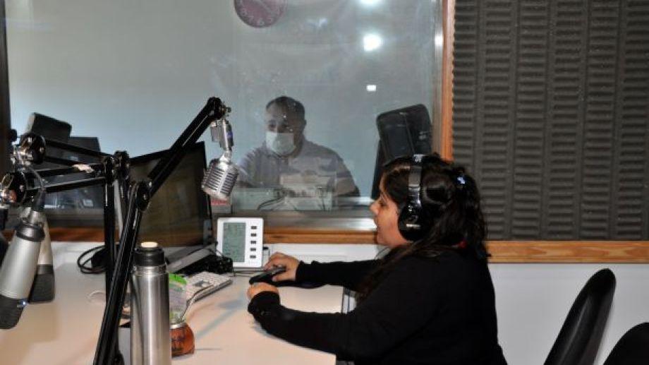 En tiempos de aislamiento, se realza la importancia de la radio. (Foto: José Mellado).