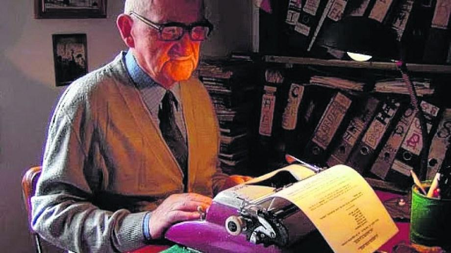 Juan Marino Cabello, el creador del Dr. Mortis.