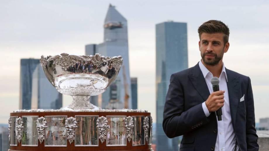 """""""Quizás a Piqué le convenga que no haya Copa Davis, perdió dinero el año pasado"""", señaló Mahut."""