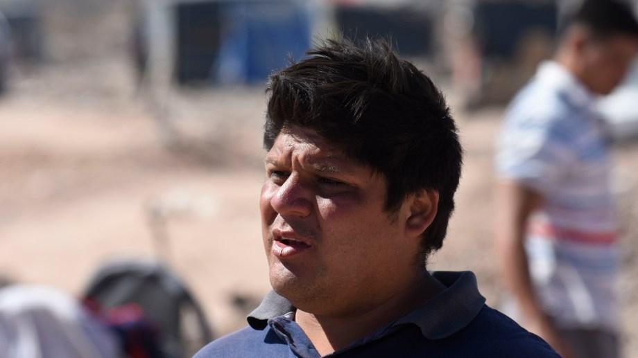 Emanuel López permanecerá en prisión preventiva. Foto: Florencia Salto