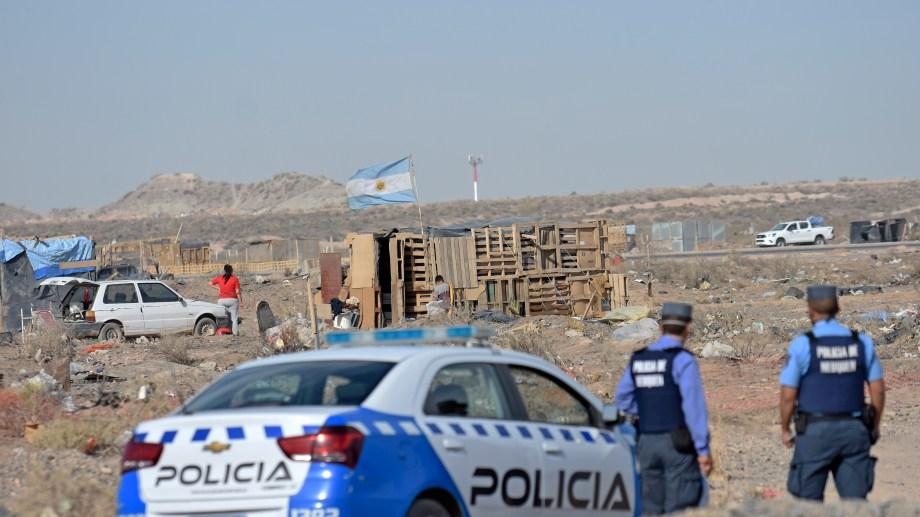 Un joven de 20 años recibió un piedrazo en la frente y se encuentra en grave estado en Neuquén. (Foto: Archivo Florencia Salto)
